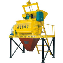 Mélangeur de béton Zcjk Js500 haute capacité