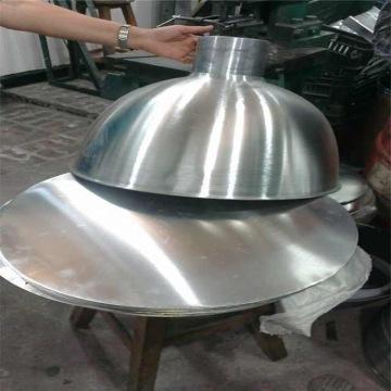 Круглый алюминиевый антипригарный диск
