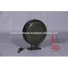 Hochwertige Round Iron Net Lampe
