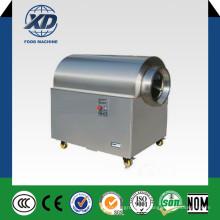 Máquina automática de asar de maní o gas natural