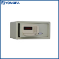 2014 Latest high-level digital hotel safe deposit box for 3-5 stars hotel with card opening