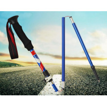 Aluminum alloy mountain climbing stick