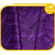 Африканский Стиль Одежда Ткань Feitex Корона Галила Дубай Ткани Домашний Текстиль Швейная Фабрика Shadda Дамасской