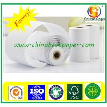 Bank Terminal Receipt Paper rolls, Thermal paper rolls Supplier