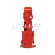 Vertical Multi-Stage Fixed-Type Fire-Fighting Pump