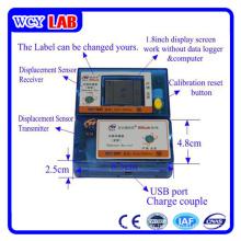 Transducteur de déplacement, capteur de détection de distance, fournisseur de matériel de laboratoire Weichengya