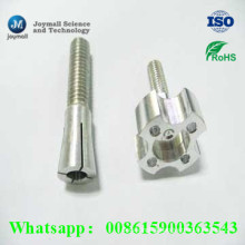 Custom Aluminum Die Casting Hard Screw with Special Shape Cap