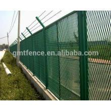 Barandillas de carretera / diamante ampliar valla de malla / valla de carretera