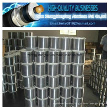 Aluminum Magnesium Alloy Wire for Coaxial Cable 1kg/Reel Package Market Korea