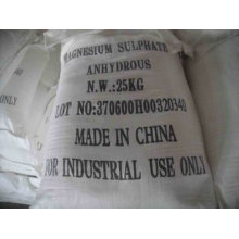 White Crystalline Granule Magnesium Sulfate Heptahydrate and Anhydrous