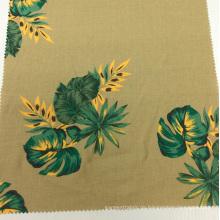 Leinen-Baumwolle gemischt Kleidungsstück Druckstoff, Sofa / Home Textiles Gewebe