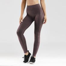 leggings de yoga pour les femmes taille haute contrôle du ventre