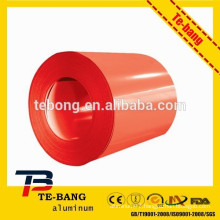 Corrosion proof long span steel coil