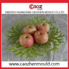Unique Design Plastic Injection Fruit Plate Mould