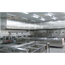 2015 Hotel / Restaurant Industrial Heavy Duty Küchenausstattung