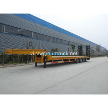 Chất lượng cao 3 axls Container Flatbed Trailer