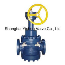 Turbine Operation Orbit Plug Valve (GX343)
