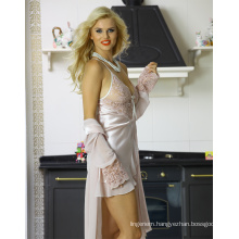 2017 Sexy Nightwear and Robe Set