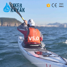 Recommend 2016 PE Hull Single Outrigger Canoe
