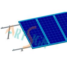 Solar Panel Einstellbare Unterstützung für Dachmontage