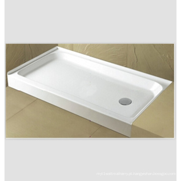 """60 """"X 32"""" retângulo acrílico Cupc centro chuveiro base de duche"""