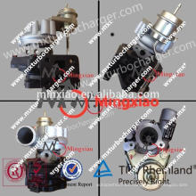 Turboalimentador TDO2MR2-04K 4A30T 49130-01610 49130-01600 MD613083 MR312649