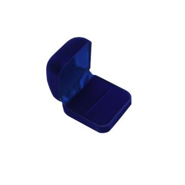 Boîte à bijoux de bague de luxe d'emballage d'affichage