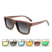 diseñador marca exhibición china madera sunglass fábrica