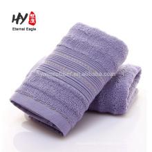 Utilisation de l'hôtel serviette de coton facile à nettoyer
