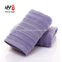 Hotel use easy cleaning cotton towel