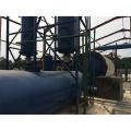 Keine Gummireifenpyrolyseausrüstung der Verunreinigungsabfälle mit CER ISO
