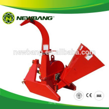 BX series shredder wood chipper with CE certificate