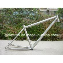 Hot Sale Good Flexibillity Titanium Bicycle Frame for Gr9