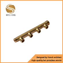Heating System Brass Water Union Manifold (TFM-010-04)
