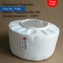 pp flange splash guard