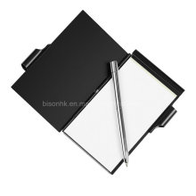 Colorful Metal Notepad Holder, Memo Pad Holder