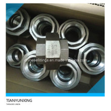 A105 Carbon Steel Forged Fittings Female Gewindeverbund