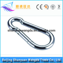 Wholesale New Design Customized small carabiner metal mountain climbing hook