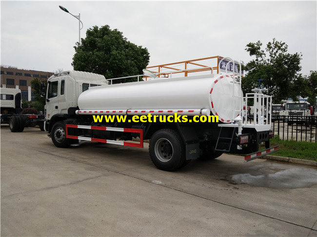 Clean Water Tank Trucks