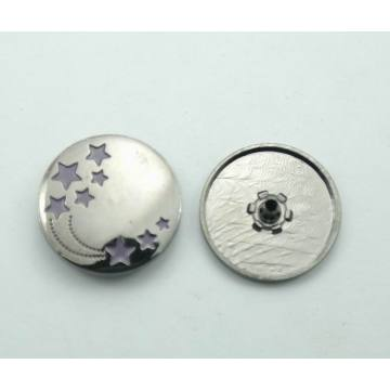 Hot sale customized alloy buttons for army clothes
