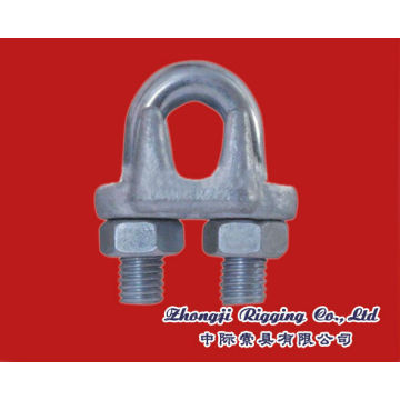 JIS TYPE DROP FORGED WIRE ROPE CLIP-Rigging
