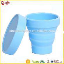 FDA Standard Non Stick Silicona Drinking Cup