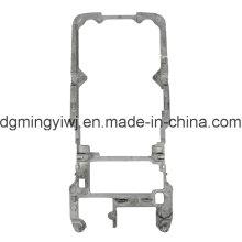 Ventas calentadas de la aleación del magnesio moldean para las cajas del teléfono (MG1237) Qué ISO9001-2008 aprobado hizo en fábrica china