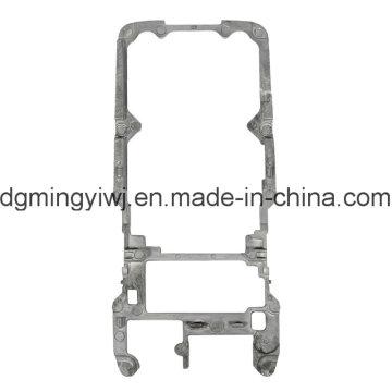 Ventes chauffées de moulage sous pression en alliage de magnésium pour boîtiers de téléphone (MG1237) Ce qui a approuvé ISO9001-2008 fabriqué en usine chinoise