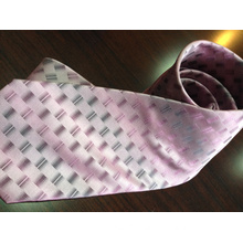 Woven Shiny Silk Ties for Wholesale
