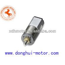 Motor de engranaje de 16 mm para la máquina expendedora de condones GM16-030