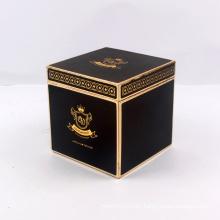 Custom High Quality Square Packaging Cardboard Gift Box Custom Logo