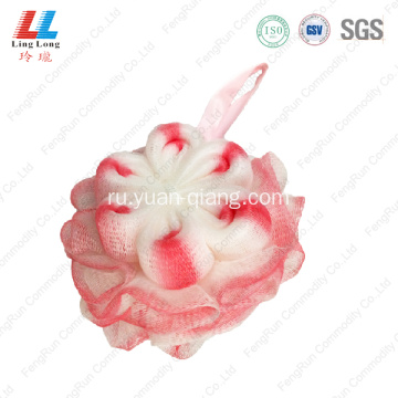 loofah+mesh+squishy+bath+sponge+shower+ball