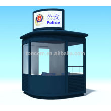 TGT-2 outdoor security kiosks