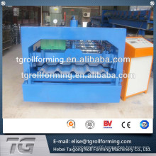 Hot sale! Trapezoid roofing metal deck roll forming machine